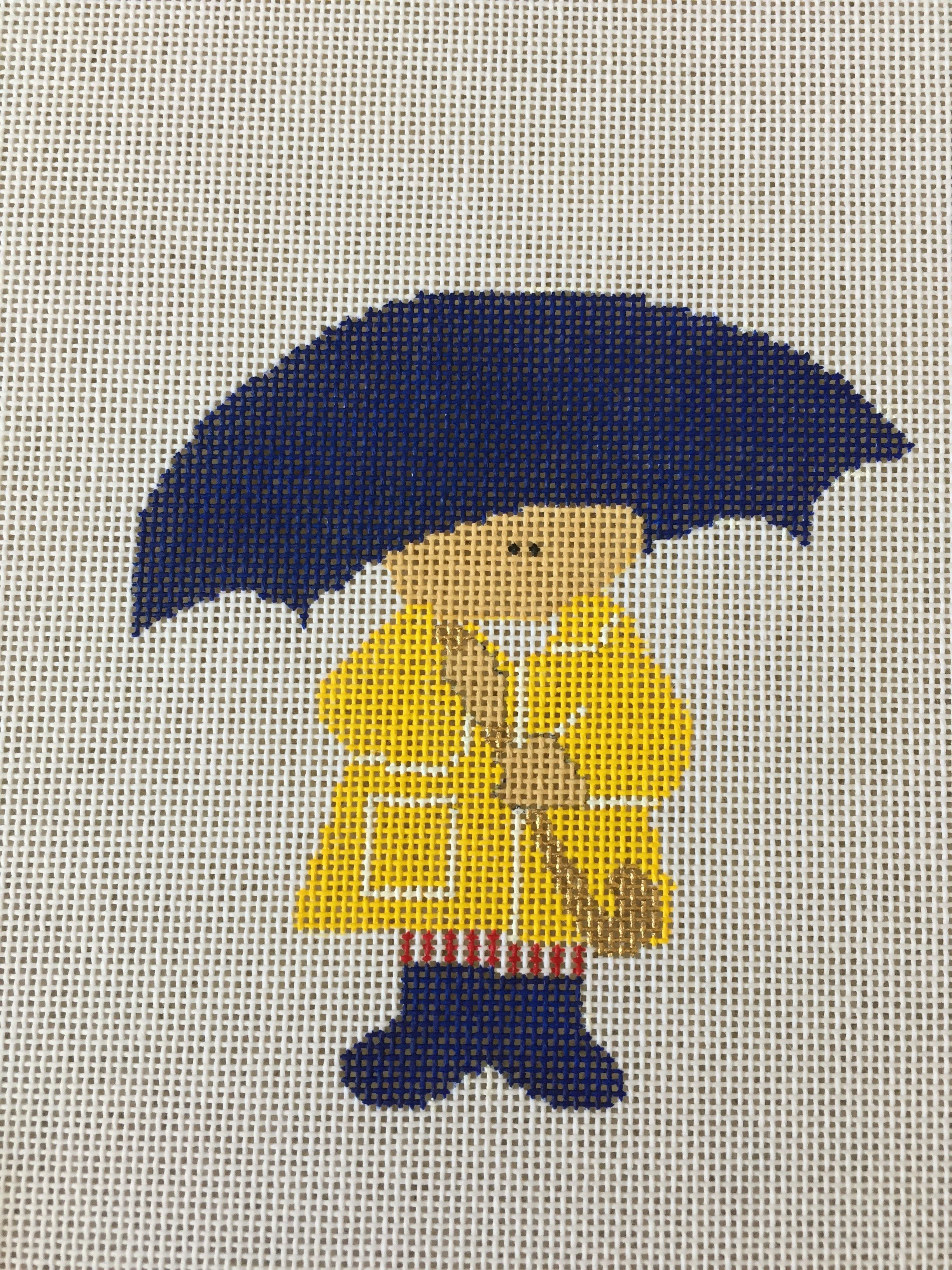 Wilder in the Rain