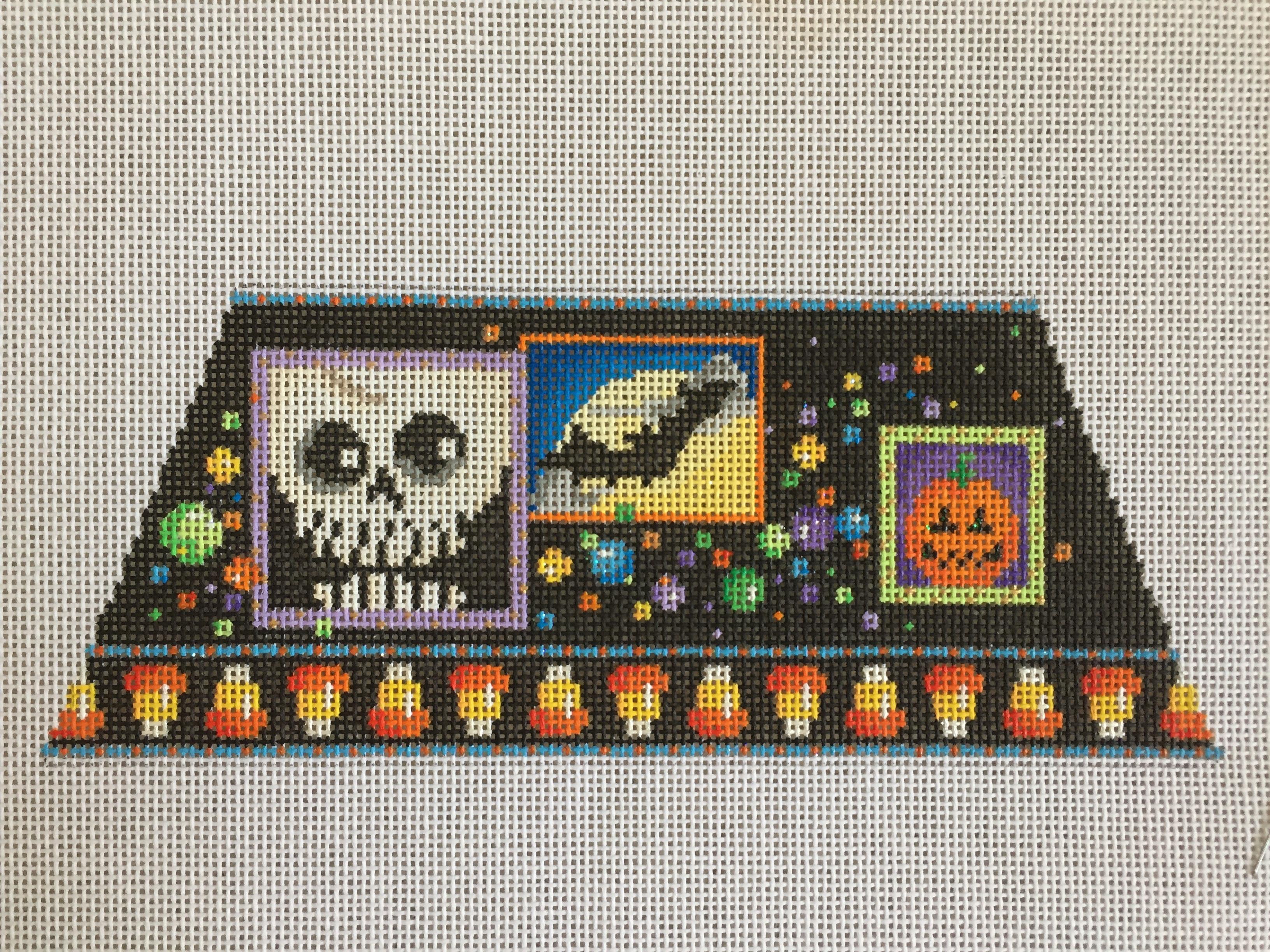 Halloween Skirt - Skulls