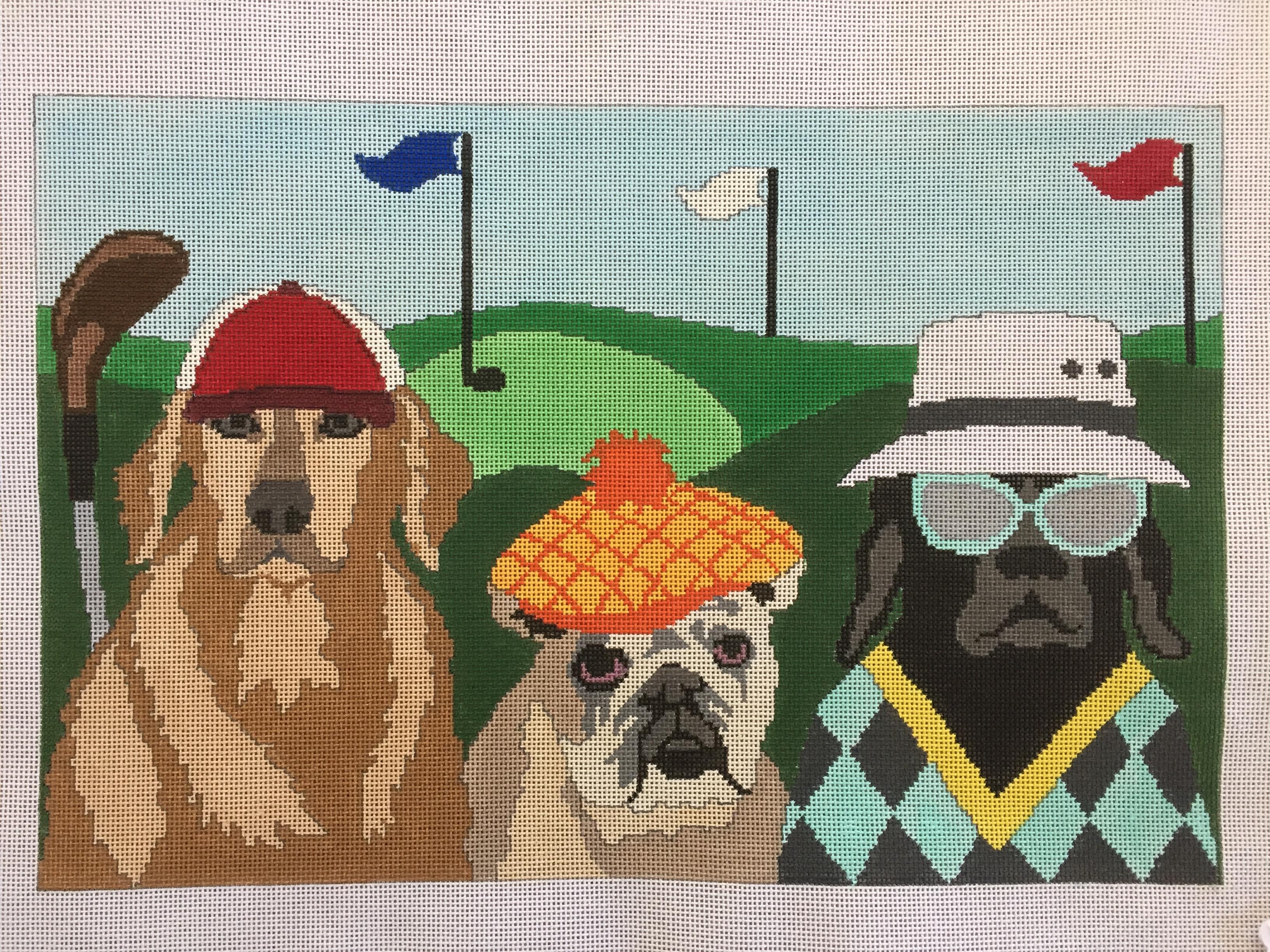 Golfer Dogs