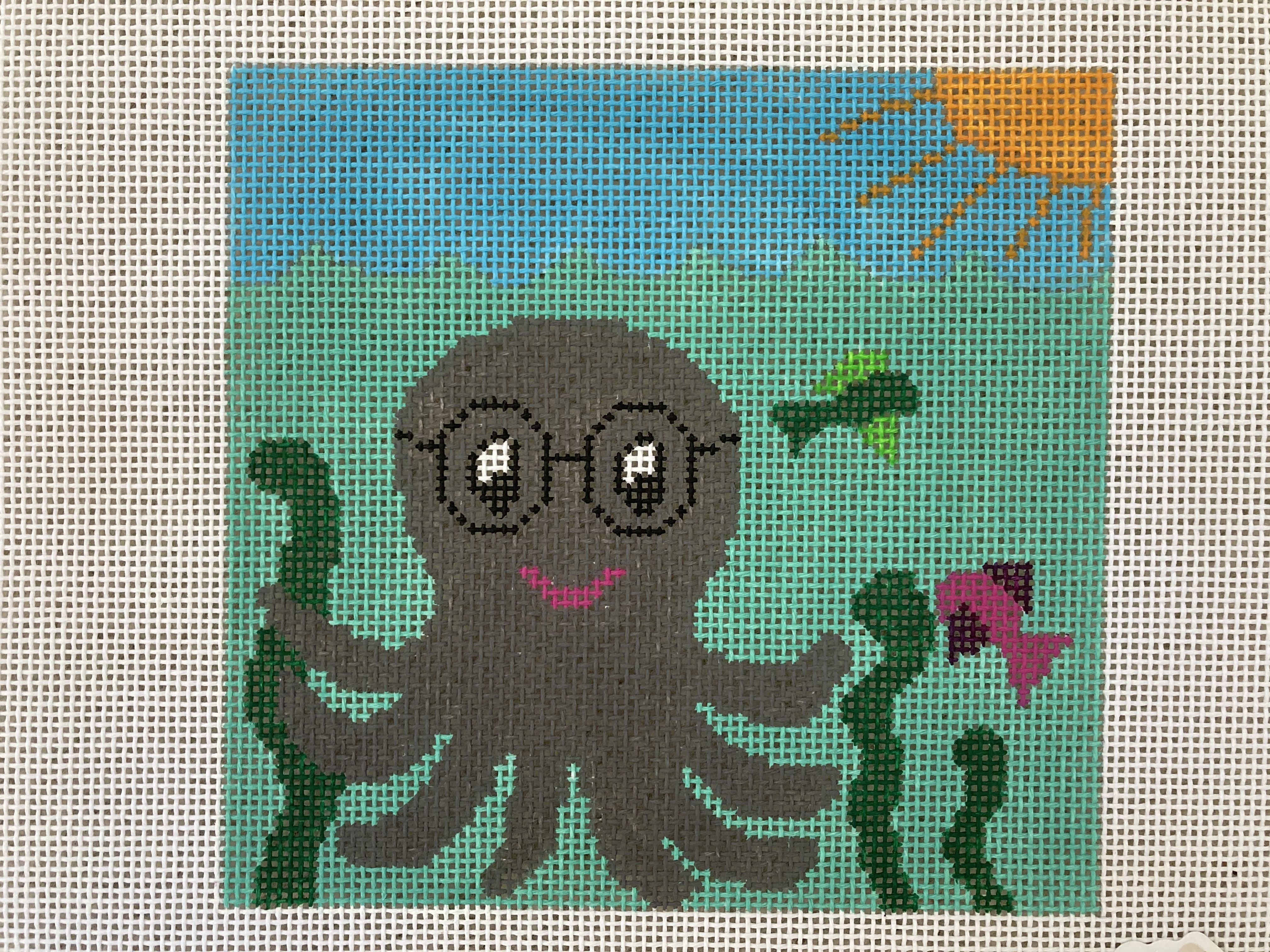 Cathleen's Octopus
