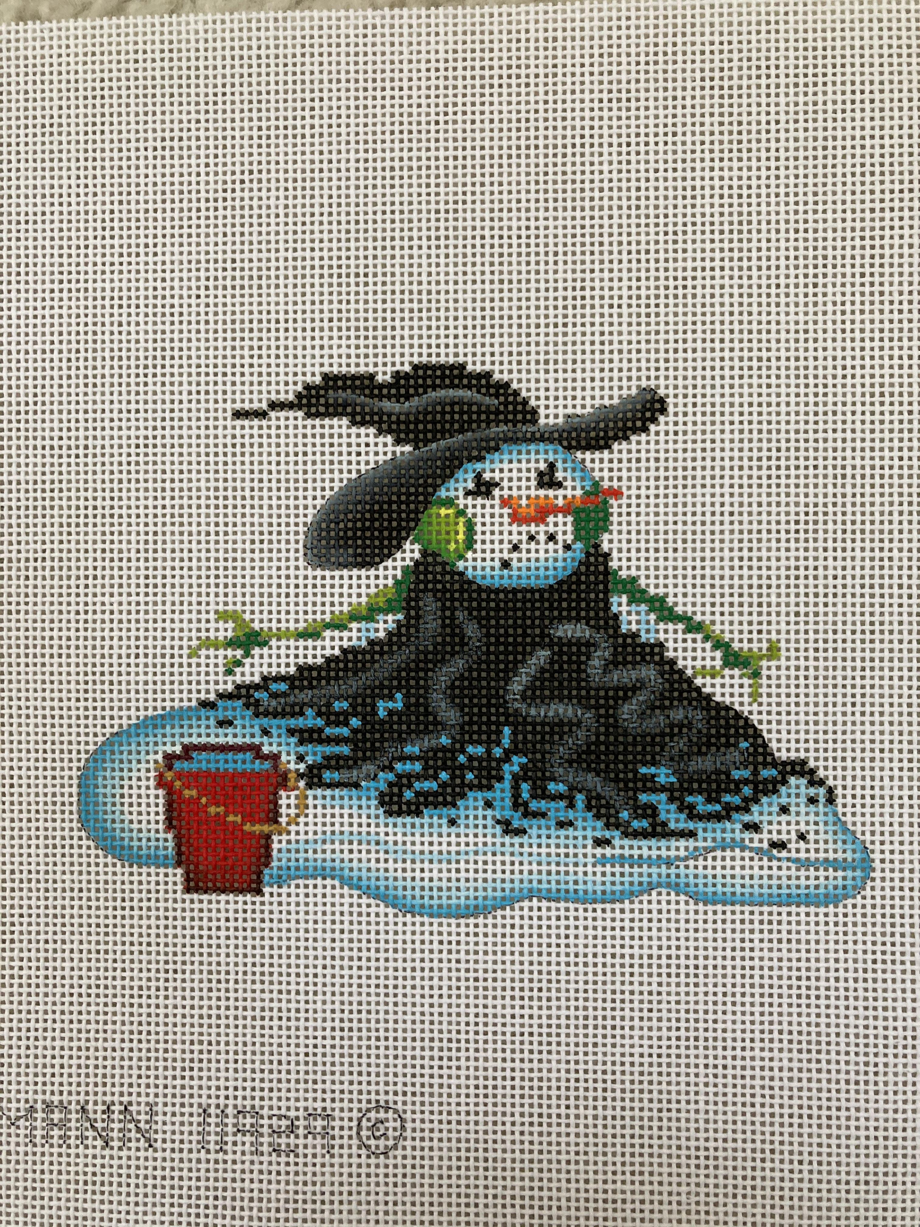 Melting Snow Witch