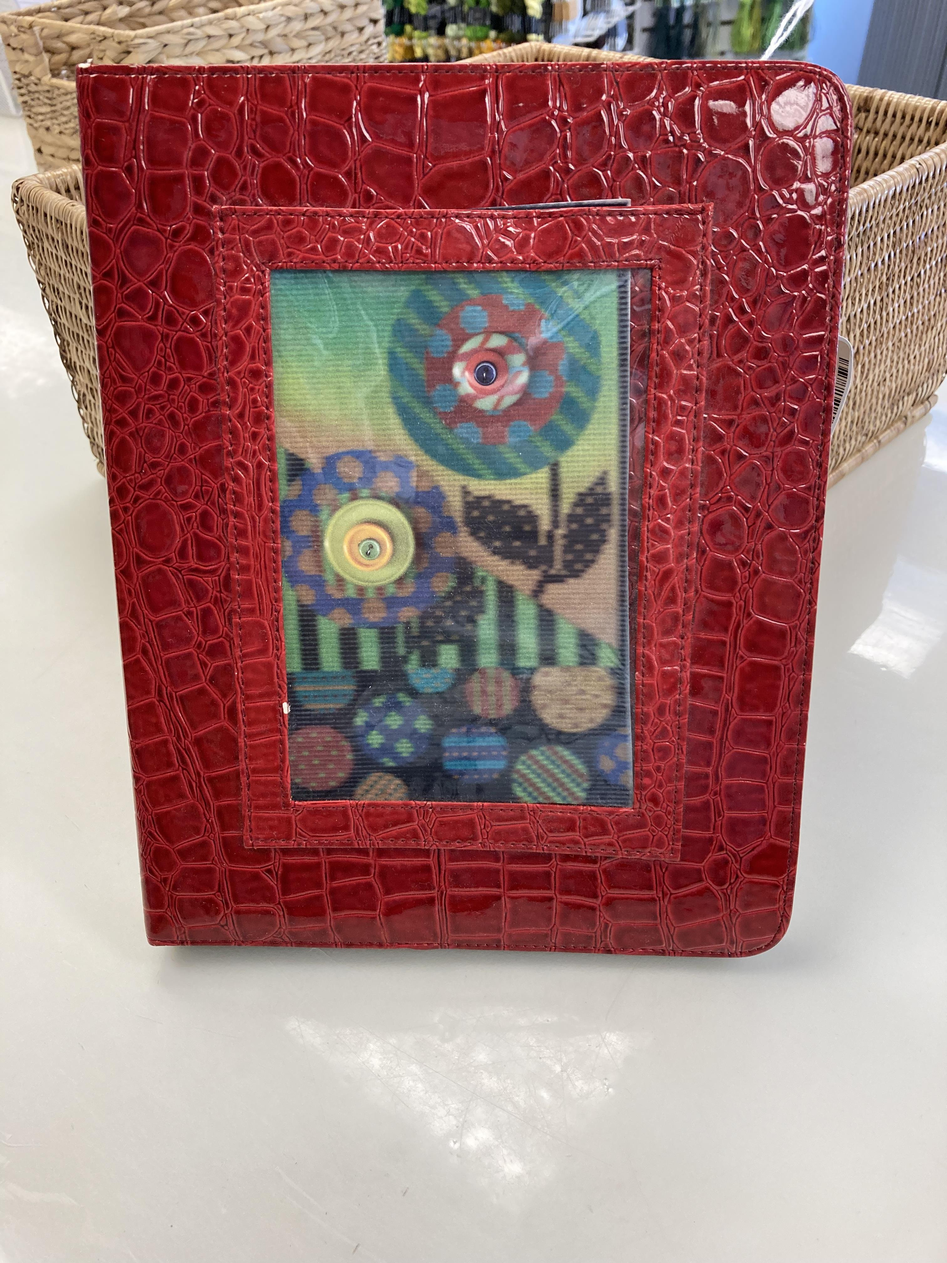 Ipad Cover - Red