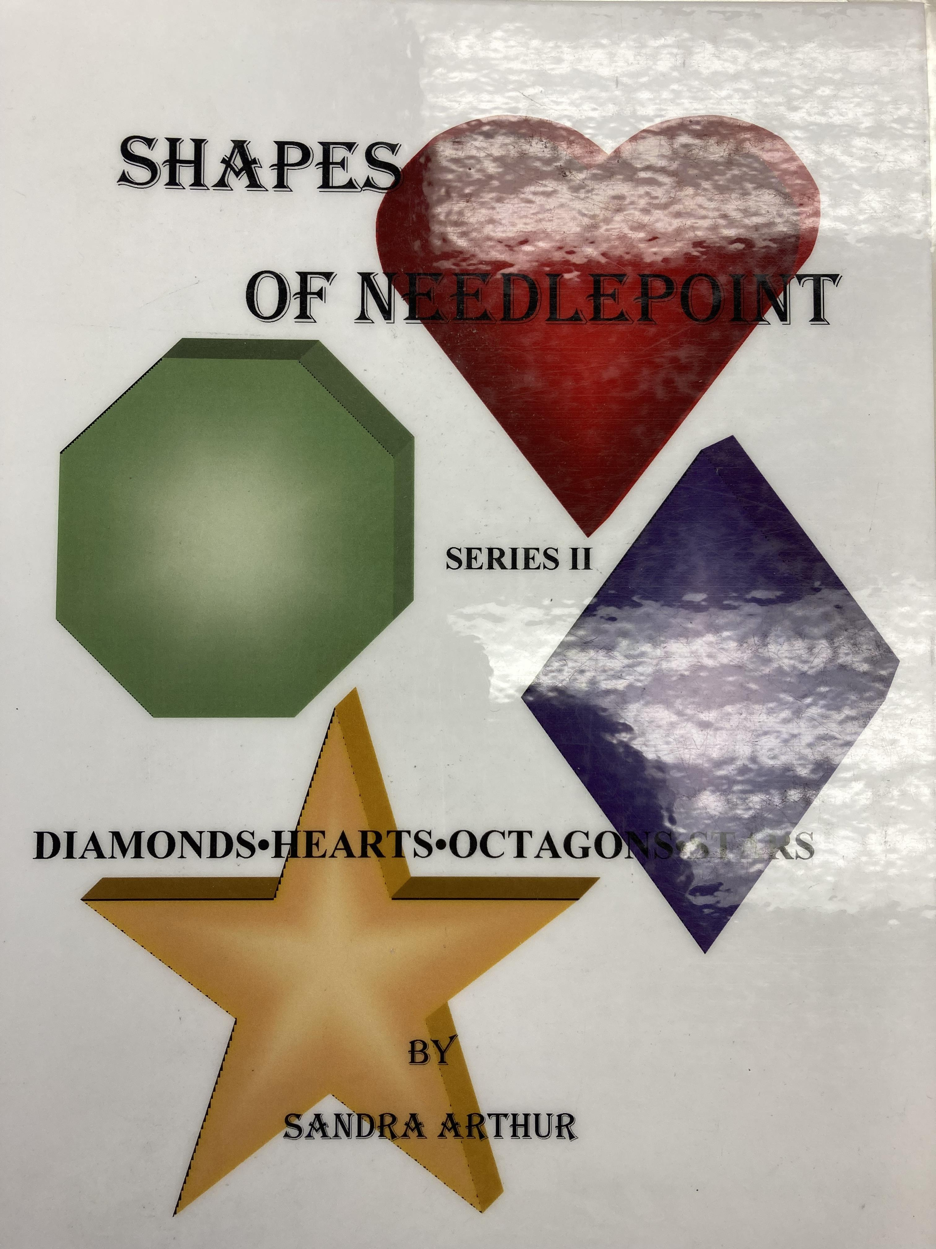 Shapes of Needlepoint - Book